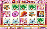 Geisha Story - video slots game from Playtech